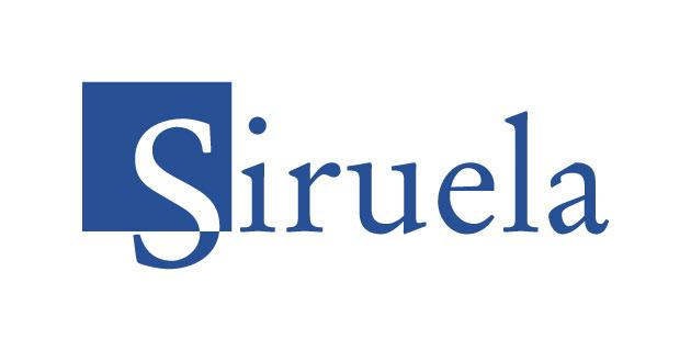 logotipo ediciones siruela